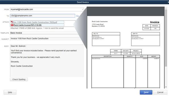 Quickbooks Example Image 5